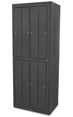 Hanging Uniform Lockers
